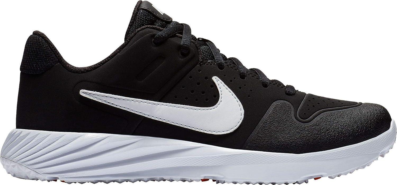 d07188c0afa78 Amazon.com : Nike Kids' Alpha Huarache Varsity Turf Baseball Cleats ...