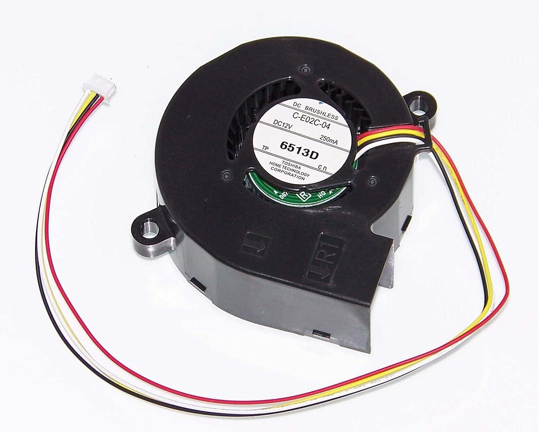 Ventilatore del dispositivo di alimentazione Epson OEM espressamente per: C-E02C-04 GenuineOEMEpson