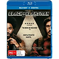 BlackkKlansman (Blu-ray + Digital)