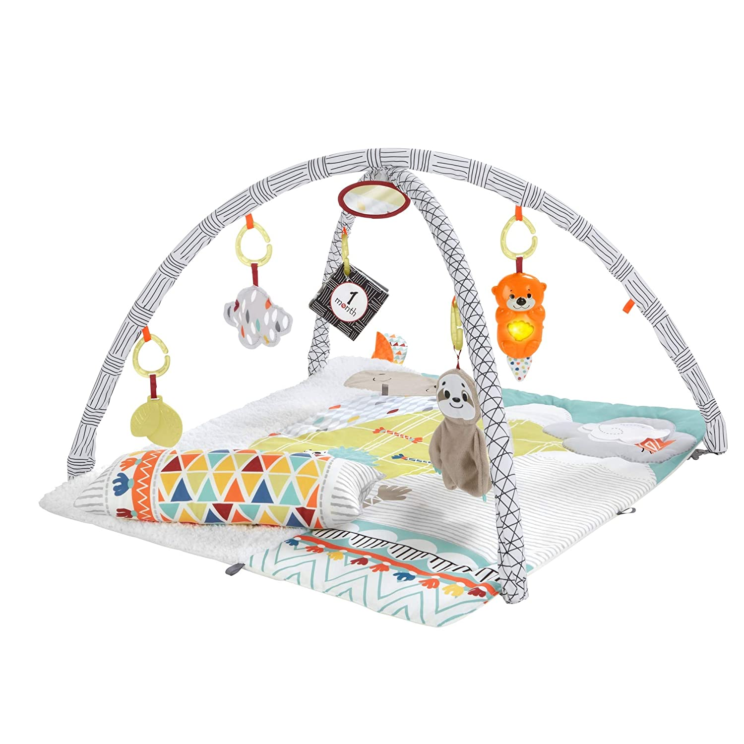 Fisher-Price FXC37 Perfect Sense Deluxe Gym