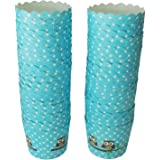 SODIAL(R)50 X Cupcake Wrapper Paper Cake Case Baking Cups Liner Muffin Dessert Baking Cup