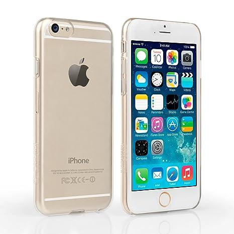 coque transparente dur iphone 6
