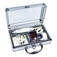 prorelax 52248 Maniküre-Pediküre-Set DELUXE - Professionelle Hand- und Fußpflege für zuhause und unterwegs