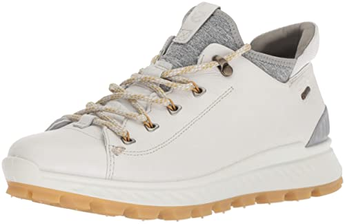 a8ac236bd708 ECCO Women s EXOSTRIKE Gore-TEX Mid Hiking Shoe White 36 M EU (5-