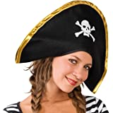 Pirate captain hat for adults