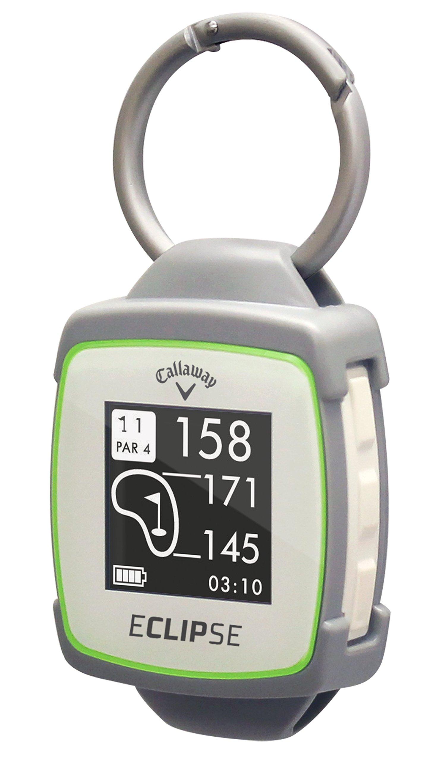 Callaway ECLIPSE Golf GPS, White