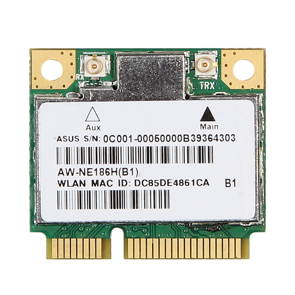 HP Atheros AR5B125 802.11BGN Mini PCI-E WiFi WLAN Wireless Laptop Card
