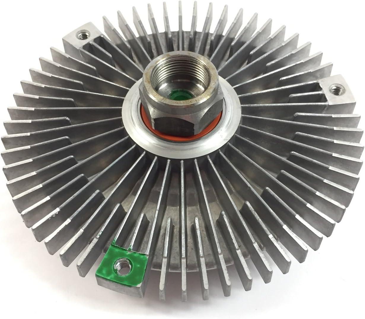 Radiador Viscoso Fan CLUTCH, 11527831619: Amazon.es: Coche y moto