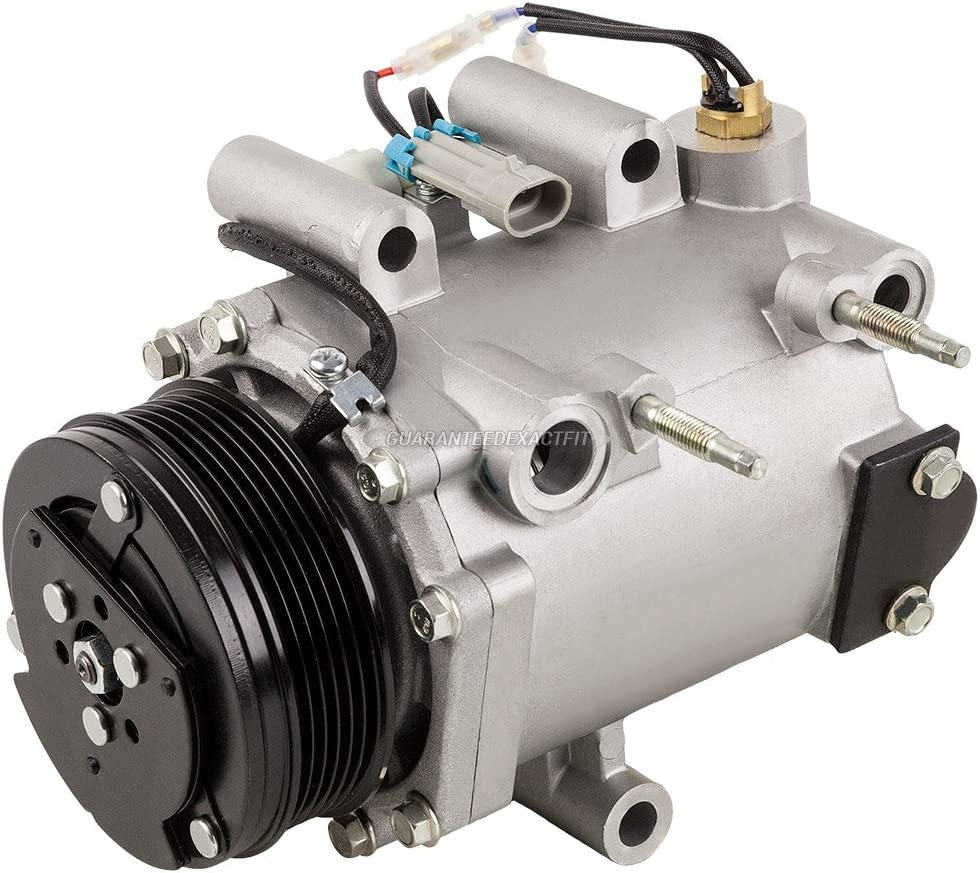 For Buick Rendezvous 3.5L 2006 2007 AC Compressor w//A//C Drier BuyAutoParts 60-89160R2 New