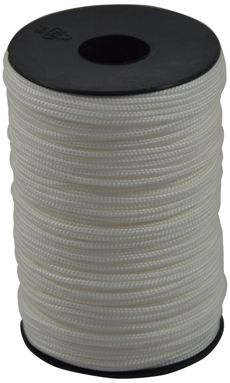 Corderie Italiane 6001379-00 Construction Corde De Sécurité 2, 0 Mm X 100 M White Couleur : Blanc Filtrex
