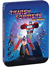 The Transformers: The Movie 30th Anniversary Steelbook (2 set [2016]