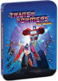 The Transformers: The Movie - Limited Edition, 30th Anniversary Steelbook (2-Blu-ray set + Digital Copy) [2016]