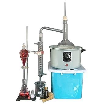 Calentador de agua laboratorio