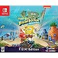 Spongebob Squarepants: Battle for Bikini Bottom - Rehydrated - F.U.N. Edition (Nintendo Switch) - Nintendo Switch F.U.N. Edit