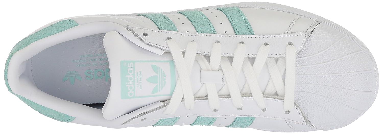 Adidas Originals Woherren Woherren Woherren Superstar W Weiß Supplier Colour Legacy 6.5 M US 988081