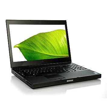 Dell Precision M4800 Laptop i7 Quad-Core 8GB 320GB Win 10