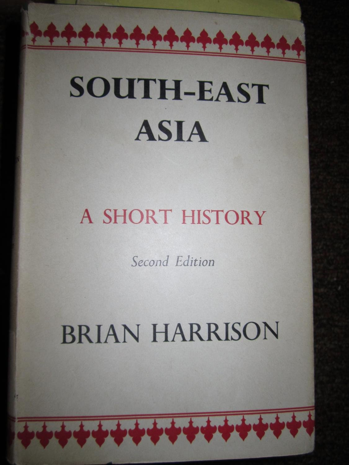 A Short History of Asia, Second Edition