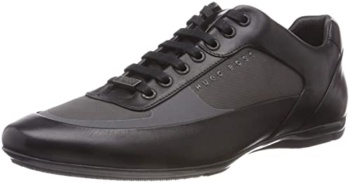 limited sale matching in colour size 40 BOSS HB Racing Lowp Trainer in Black 11 UK: Amazon.ca: Shoes ...