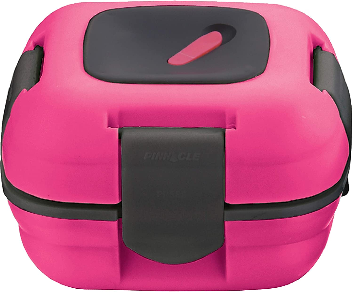 Lunch Box ~ Pinnacle Insulated Leak Proof Lunch Box for Adults and Kids - Thermal Lunch Container With NEW Heat Release Valve, 16 oz (Pink)