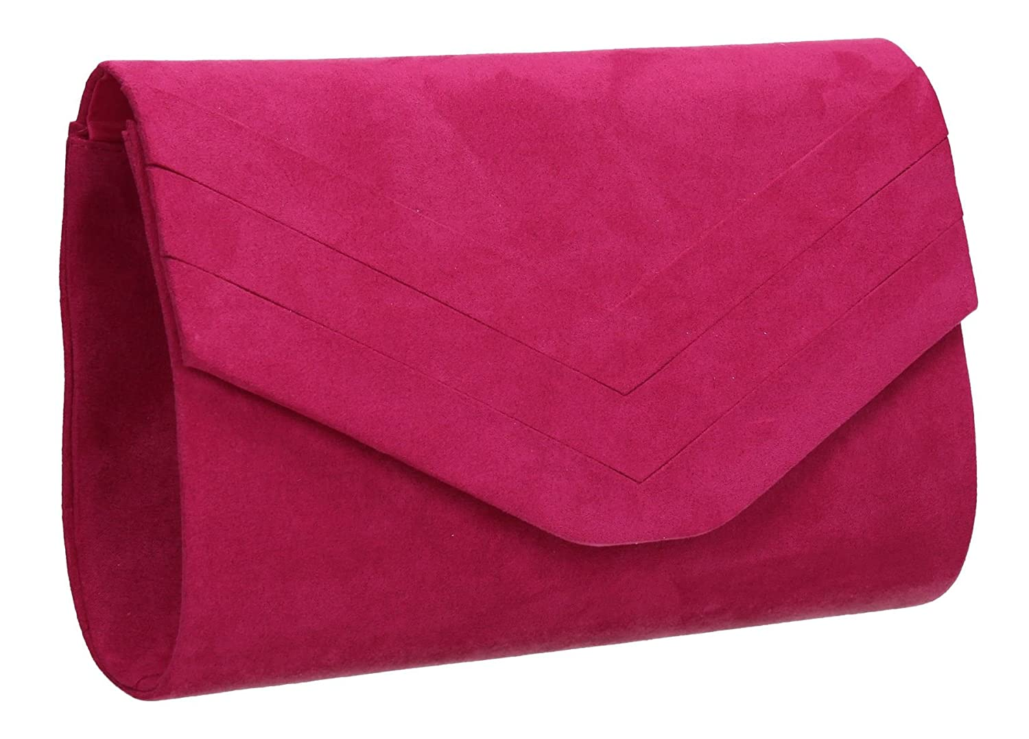 Samantha Faux Leather Suede...