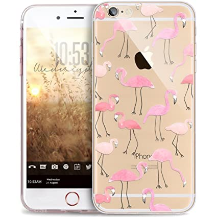 YSIMEE para Carcasa iPhone 6/6S,Xmas Decoración Fundas ...
