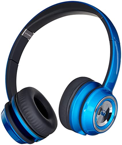ba8c012dd11 Image Unavailable. Image not available for. Color: Monster NTune On-Ear  Headphones ...