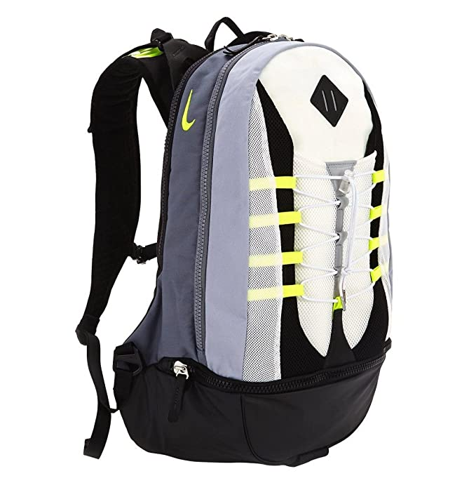 e6138a18b1 Nike Sac à Dos Max air Pursuit-Summit 95 White/Black/Volt 50 x 25 5 x 5  litres, bA, 5187-107: Amazon.fr: Sports et Loisirs