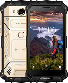 DOOGEE S60 Smartphone Libre IP68 Impermeable Dual SIM Android 7.0 ...