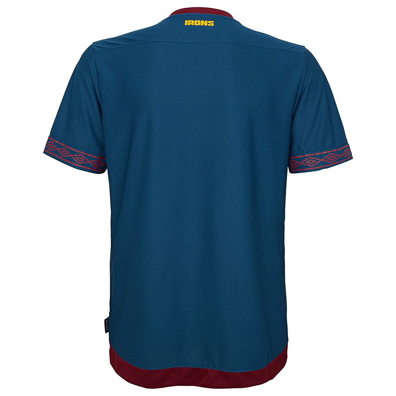 9fd18eef06c Amazon.com: Umbro WEST HAM United FC 2018-19 Away Jersey: Clothing