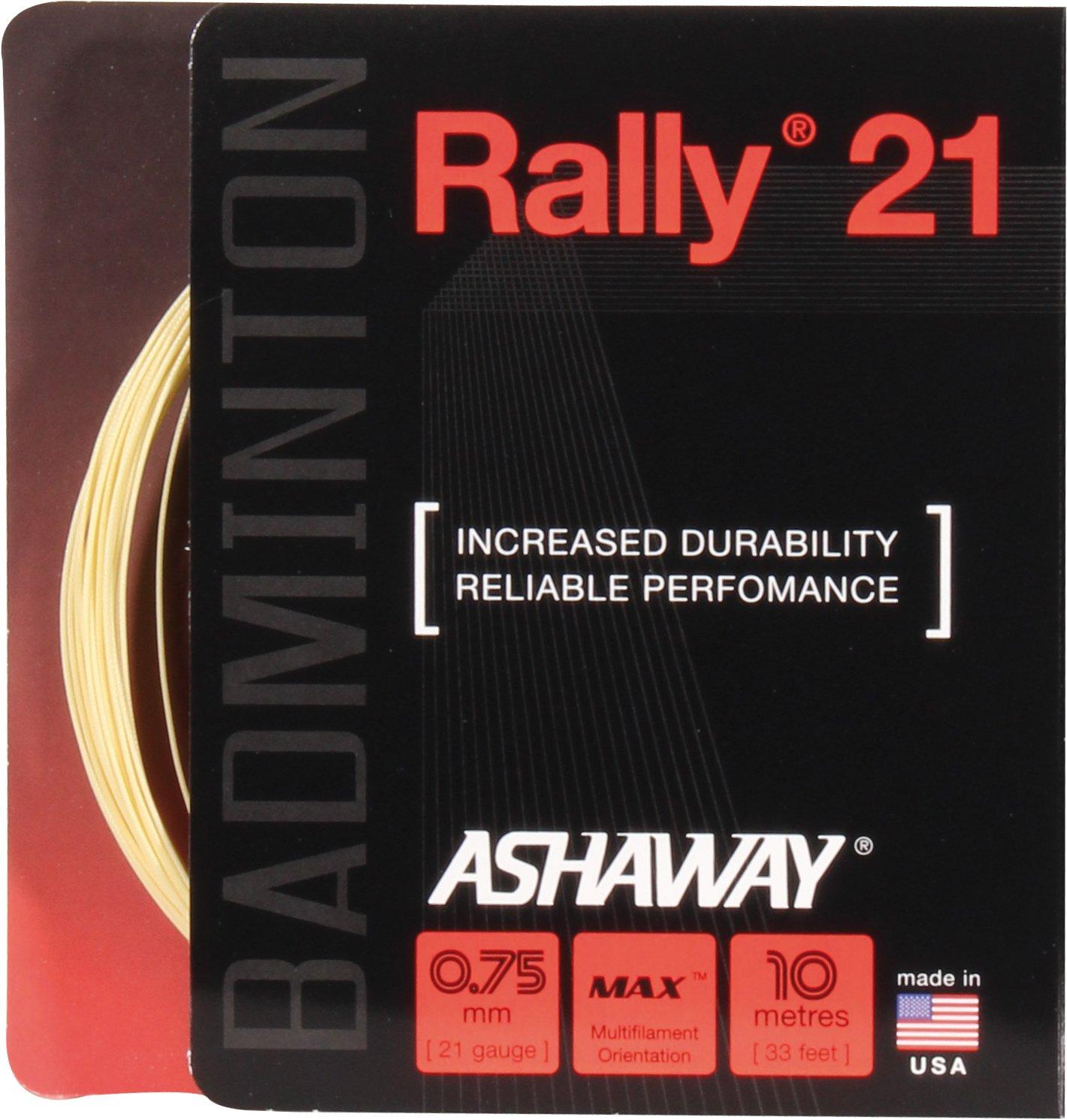 Ashaway Set of Strings Rally 21 175/9/1