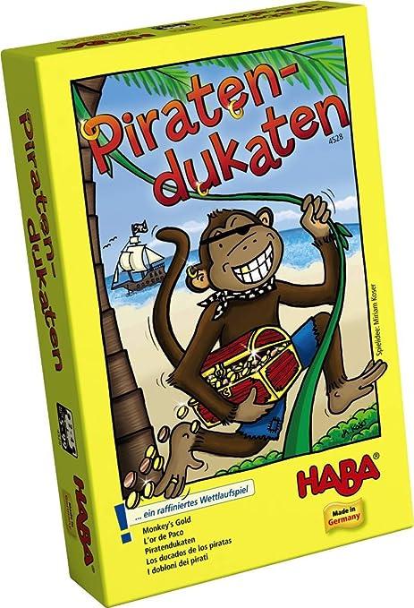 Haba - Juego de cartas, 2 a 4 jugadores (versión en alemán ...