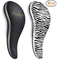 2-Pack BOMBEX Detangling Hair Brush