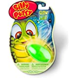 Crayola Silly Putty, Glow In The Dark (Color may Vary) - 1 Assorted