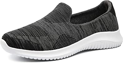 Women's Slip-On Shoes Casual Mesh