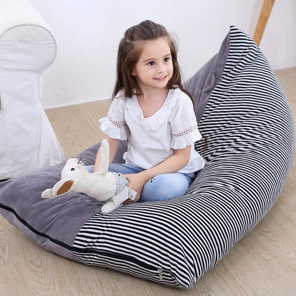 B Baosity Stofftier Kuscheltiere Aufr/äumsack Sitzsack Kinder