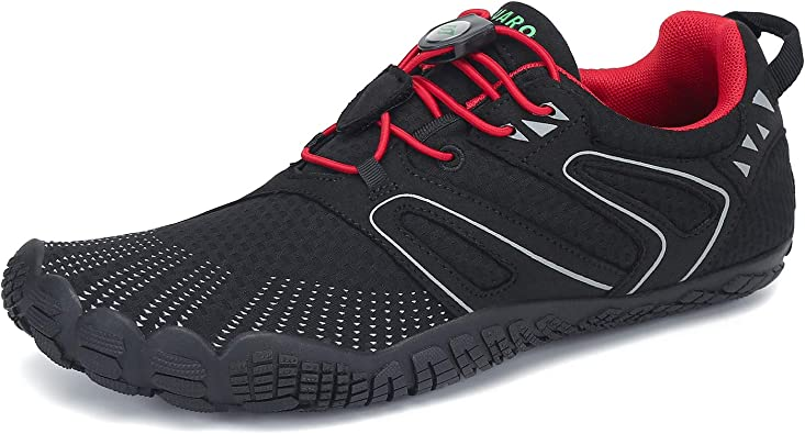 SAGUARO Mens Womens Minimalist Trail Running Shoes Barefoot Walking | Wide Toe Box | Outdoor Cross Trainer | Zero Drop Sole: Amazon.ca: Shoes & Handbags
