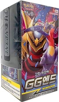 Pokemon Cartas Sun & Moon Reinforced Expansion Pack Caja 30 Packs ...