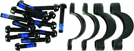 Profile Design Fahrradzubehör Aerobar Bracket Riser Kit One Size 3063361 Sport Freizeit