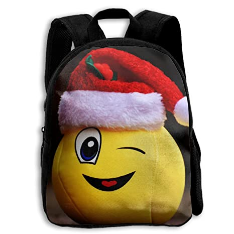 Liumong Cute Christmas Cap Small Yellow Ball Children Multi-Function Mini  Casual Outdoor Travel Book 7a638b335af