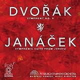 Dvorak / Janacek: Symphonies [Manfred Honeck] [Reference Recordings: FR-710]