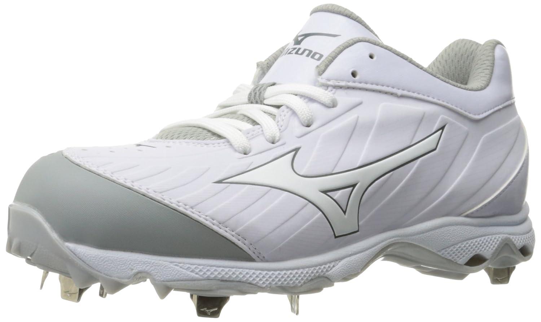 Mizuno Women's 9-Spike Advanced Sweep 3 Softball Shoe B01KB5KZNA 11 D US|White