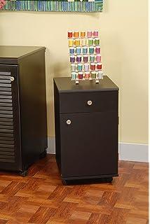 Amazon.com: Arrow Cabinet 98503 Sewnatra Sewing Cabinet, Black