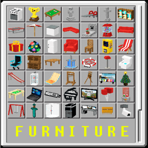 Modern Item Furniture House Addons Mods For Minecraft