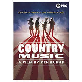 Book Cover: Ken Burns: Country Music