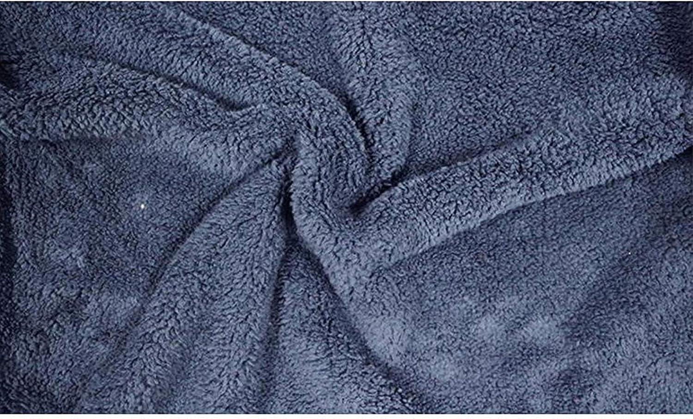 Tankoo Mens Fleece Lined Winter Heavyweight Full Zipper Hoodie Sweatshirt Jacket Coat