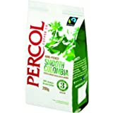 Percol FT Smooth Colombia Ground Coffee 200 g (Pack of 2 bags)