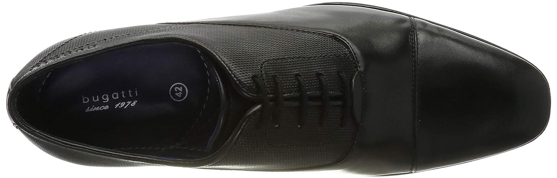 Zapatos de Cordones Derby para Hombre bugatti 311666111000
