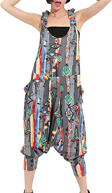 Women Juniors Sleeveless Backless Rompers Jumpsuits