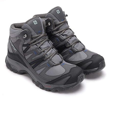 Salomon Mudstone Mid 2 GTX Suede Men's Hiking Shoes