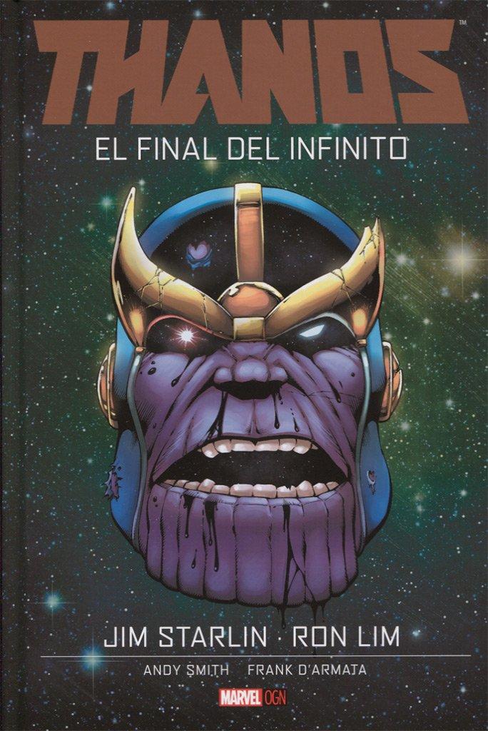 Thanos. El final del infinito: Amazon.es: Starlin Jim: Libros